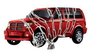 Охрана автомобилей