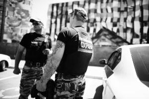 Заказываем охрану в Харькове