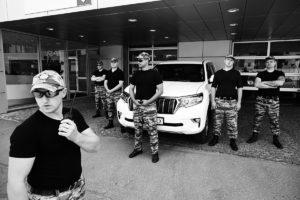Охранные услуги в Харькове