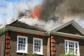 Как себя вести во время пожара